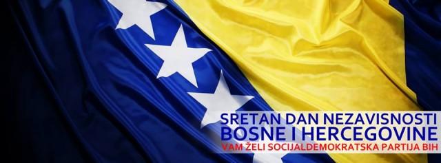 1. mart-Dan nezavisnosti Bosne i Hercegovine