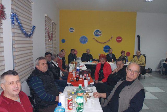 Druženje Foruma seniora