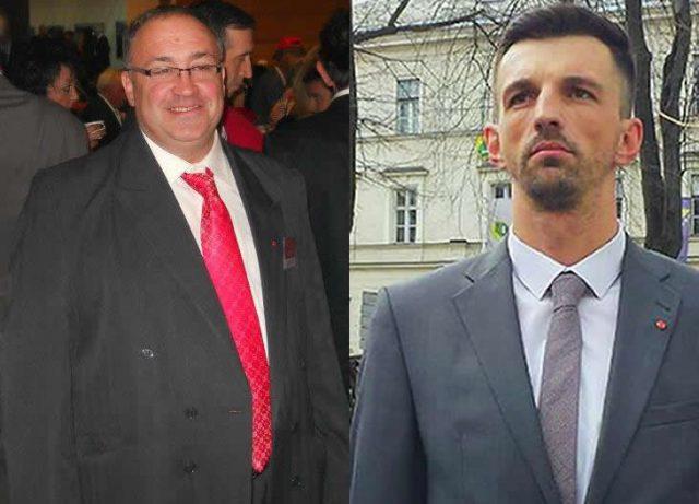 Hasan Galijašević i Nermin Deljkić