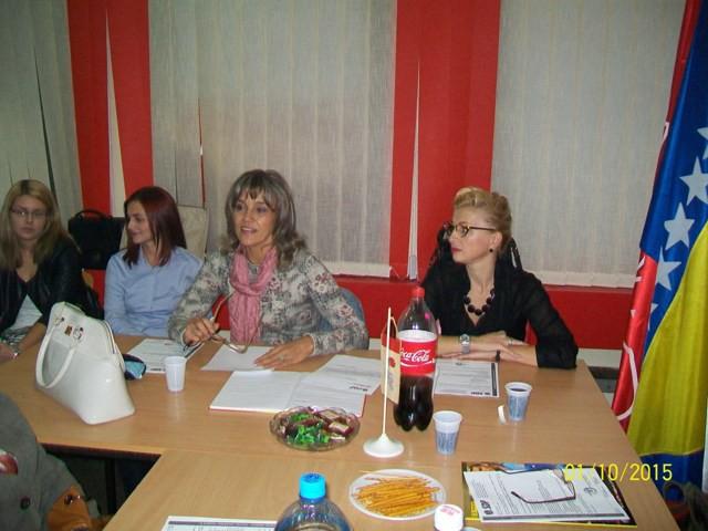 Izvještajno-izborna konvencija Forum žena OOSDPBiH Tešanj