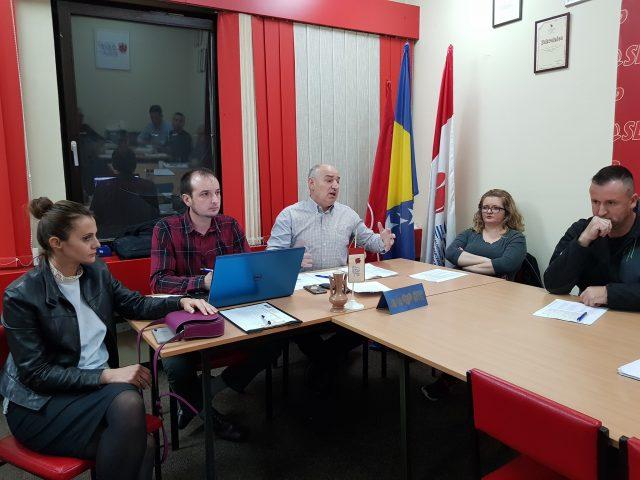 Konstituirajuća sjednica Predsjedništva OOSDPBiH Tešanj