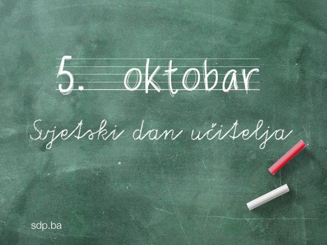 Dan učitelja