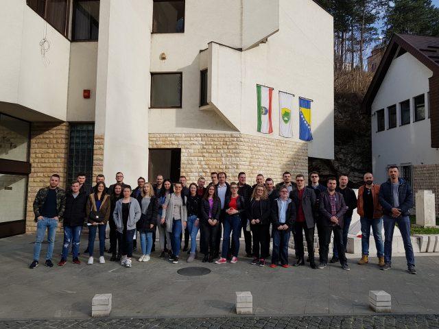 Forum mladih SDPBiH Tešanj