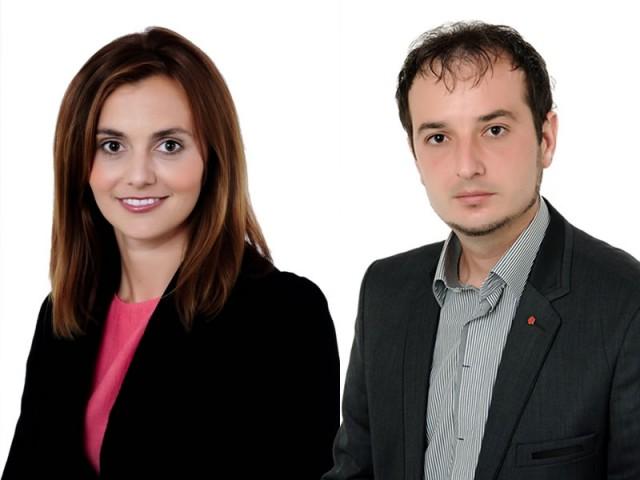 Ermina S. Dizarević i Vedran Kaser